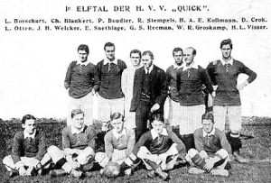 Quick 1 (voetbal) in 1902