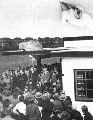 Opening Nieuw Hanenburg in 1936